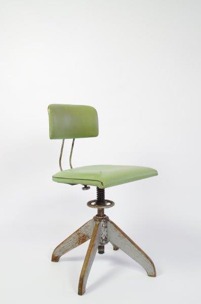 Vintage Bureaustoel De Wit.Vintage Bureaustoel Van Rowac Factor 79