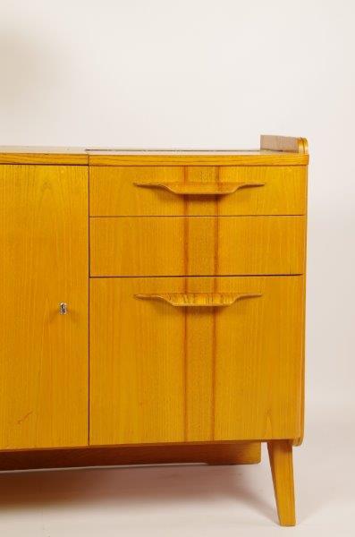 Vintage design kast Tatra Nabytok