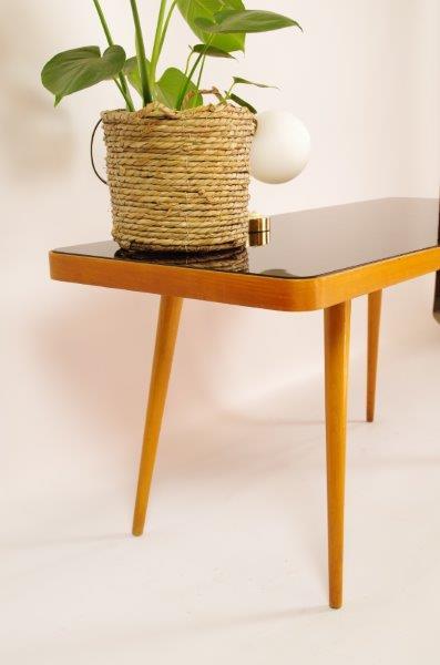 Vintage design salontafel Jiri Jiroutek,