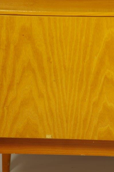 Vintage hoge wandmeubel, wandkast Jitona