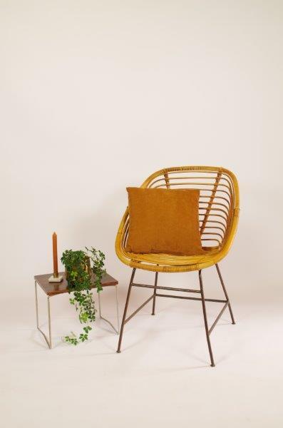 Vintage rotan stoel